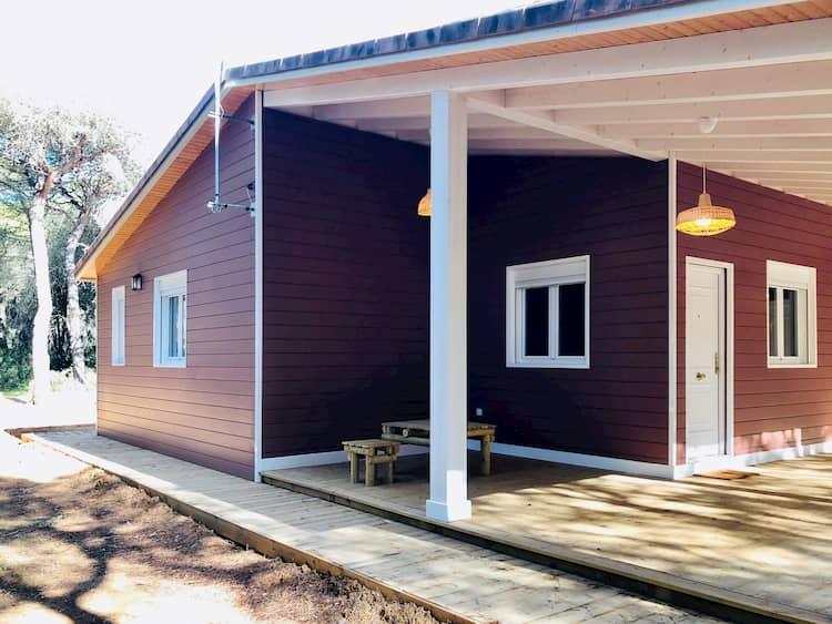 Durabilidad de las casas de madera