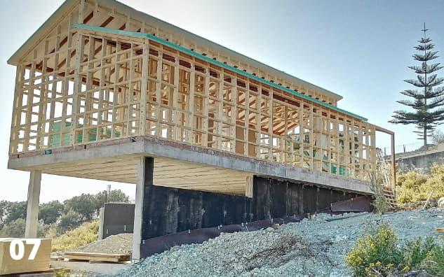 Construcción en madera vs construcción convencional. Comparativa